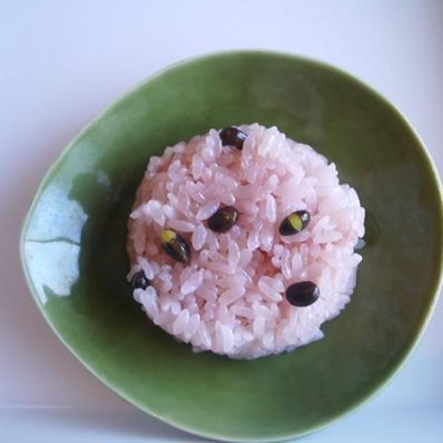 1/31.月『黒千石豆寿司』今月の大友さんによる料理実習