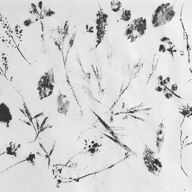 """9/3.日 泖 [Ryu]さんと """"墨とものと丸森和紙""""で『残暑見舞いを描こう』"""