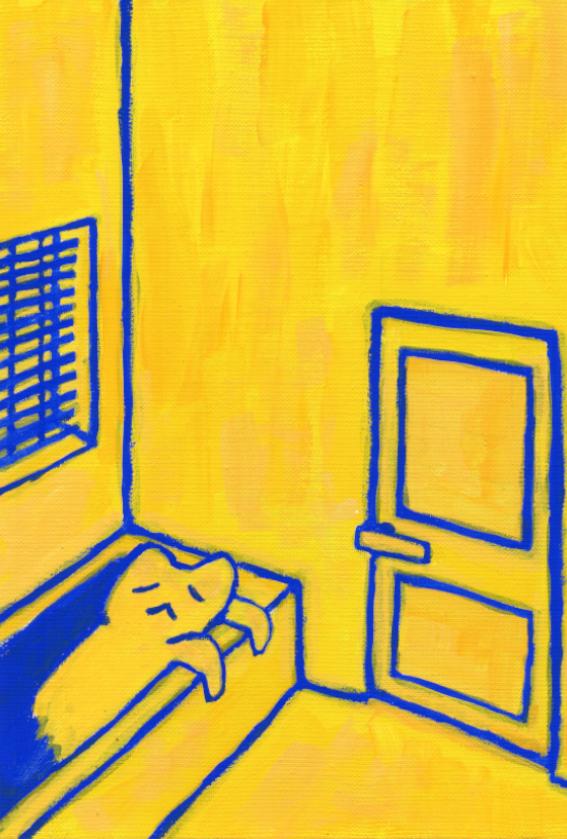 lakkasei - lakkasei「黄色い風呂場」